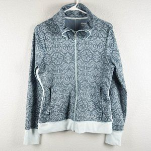 Saucony Womens M Stretch Track Running Jacket
